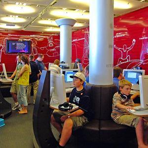 Интернет-кафе Нововоронежа