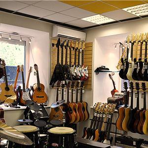 Музыкальные магазины Нововоронежа