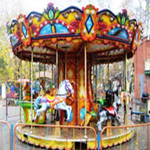 Парки культуры и отдыха Нововоронежа