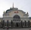Железнодорожные вокзалы в Нововоронеже