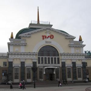 Железнодорожные вокзалы Нововоронежа